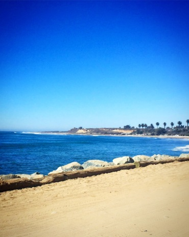 San O :) Epitome of Southern California surf lifestyle. Singles fins and sunshine