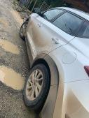 just a bit of mud